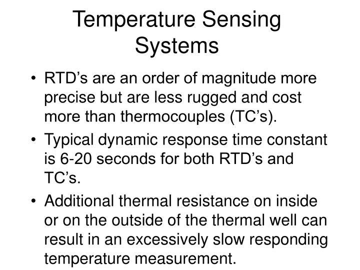 Temperature Sensing Systems