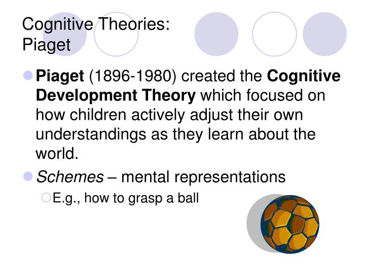 piaget cognitive theory and learning disabilities in children Cognitive deficits and behavioral disorders in children: a comprehensive multidisciplinary approach learning disabilities jean piaget's theory of cognitive.