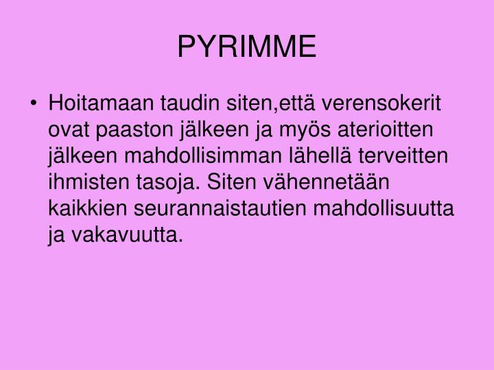 PYRIMME