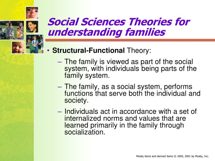 Social Sciences Theories