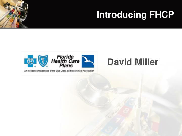 Introducing FHCP