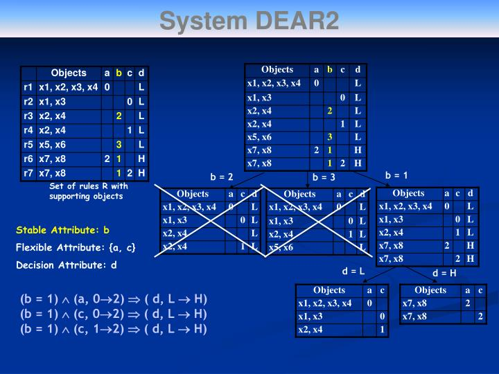 System DEAR2