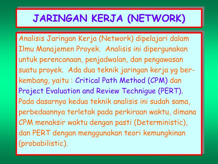 Ppt jaringan kerja network powerpoint presentation id6779265 jaringan kerja network ccuart Image collections