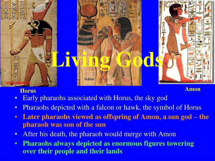 Living Gods