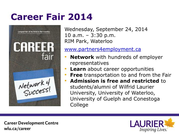 career fair 2014 n.