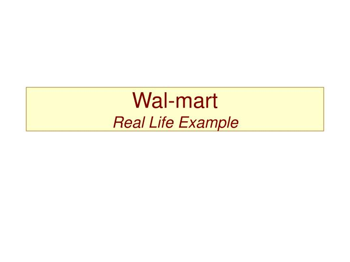walmart and vlasic pickles case study