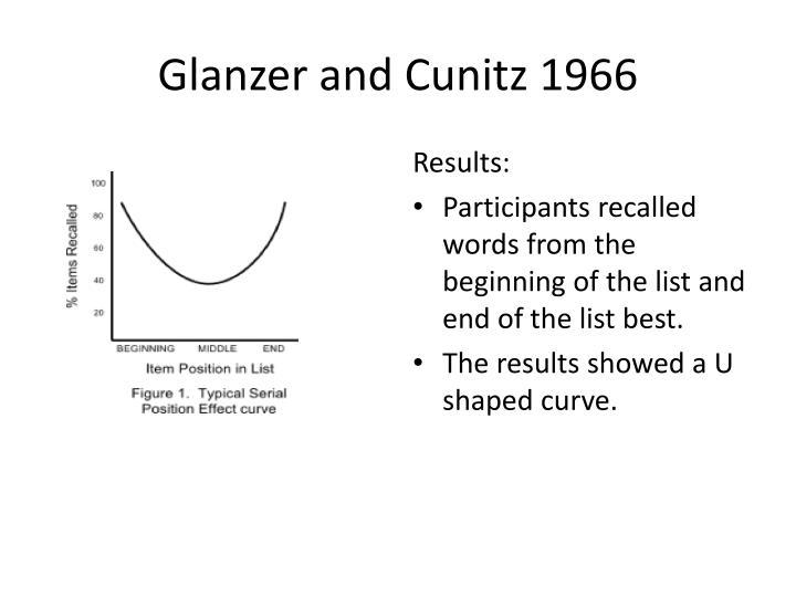 Glanzer