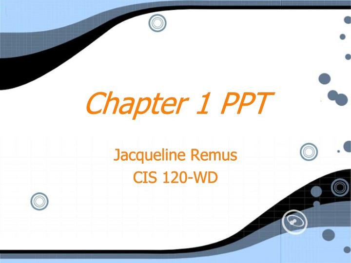 chapter 1 ppt n.