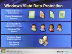 windows vista data protection