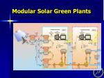 modular solar green plants1
