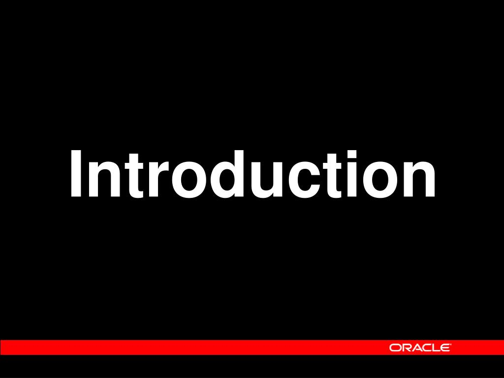 PPT - 40183 : Oracle XML DB Performance and Tuning PowerPoint