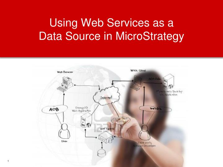 Using Web Services as a