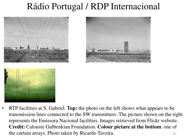 Rádio Portugal / RDP Internacional