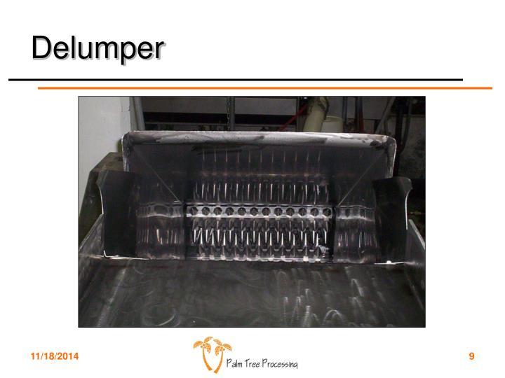 Delumper