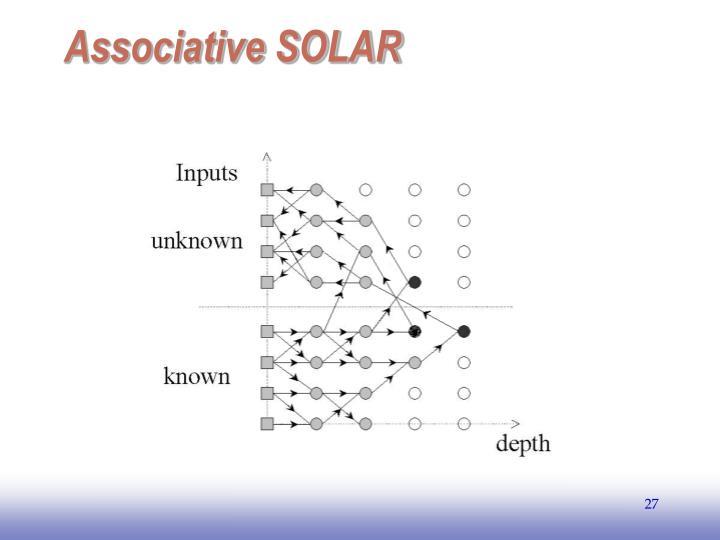 Associative SOLAR