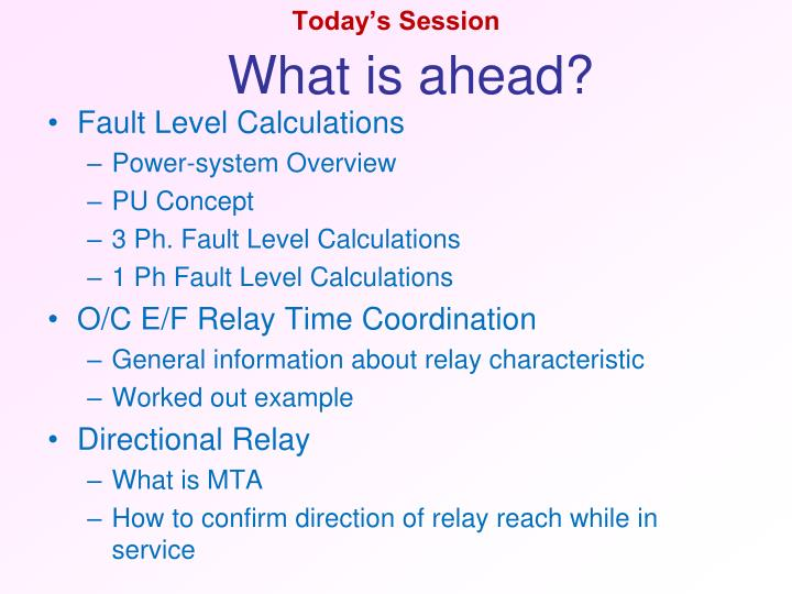 PPT - Today's Session PowerPoint Presentation - ID:6782529