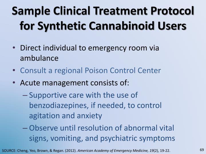 Sample Clinical Treatment Protocol