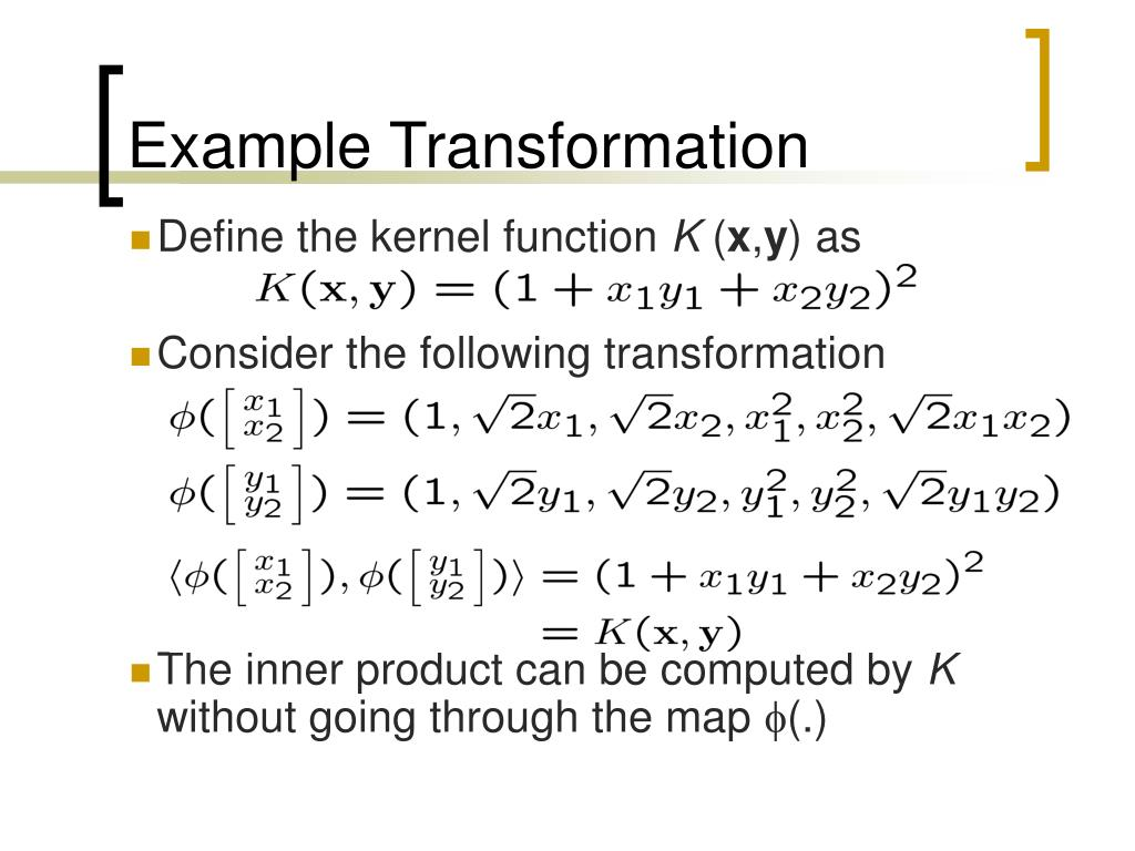 PPT - Introduction to Support Vector Machines (SVM