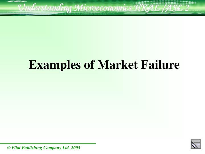 Ppt Chapter 16 Market Failure Powerpoint Presentation Id6785031