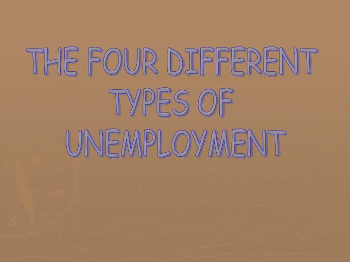 THE FOUR DIFFERENT