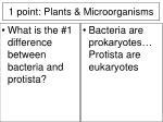 1 point plants microorganisms14