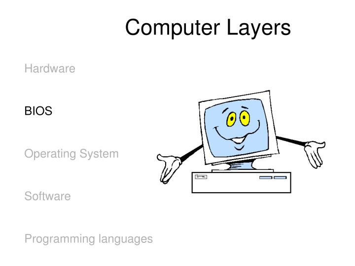 Computer Layers
