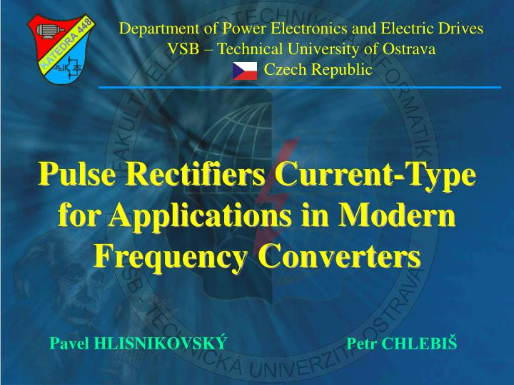 Types Of Converters In Power Electronics Ppt