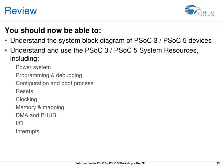 ppt psoc 3 psoc 5 102 system resources powerpoint presentation Rope Pulley Diagram you should now be able to understand the system block diagram of psoc 3