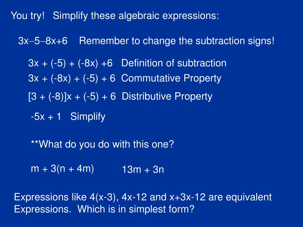 Which expression is equivalent to mc001-1.jpg - Brainly.ph