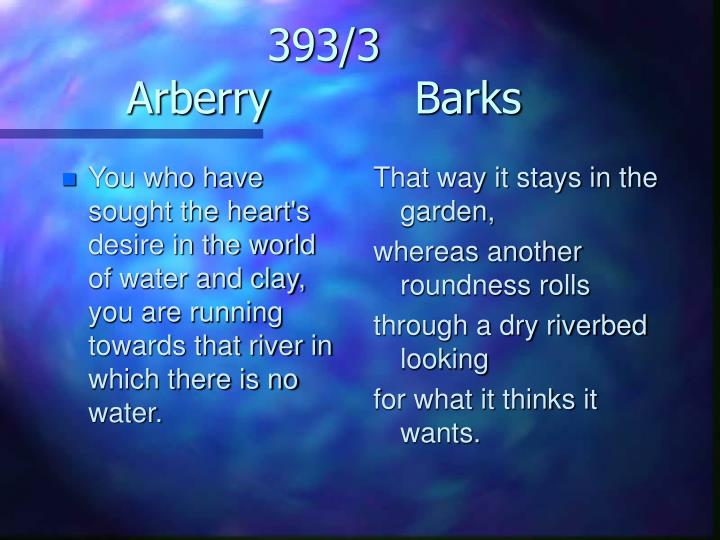393 3 arberry barks