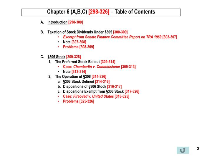 Chapter 6 (A,B,C)