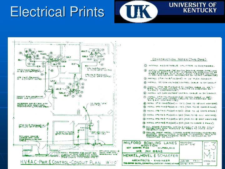 Electrical Prints