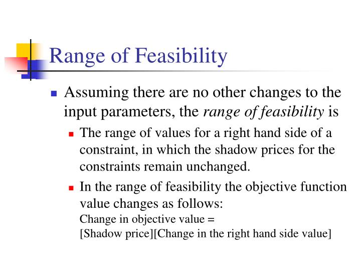 managerial feasibility Vi the feasibility study what is a feasibility study what to study and conclude benefits and costs cost/benefit analysis accounting methods comparing alternatives.