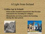 a light from ireland1