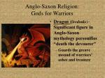 anglo saxon religion gods for warriors2