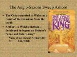 the anglo saxons sweep ashore1