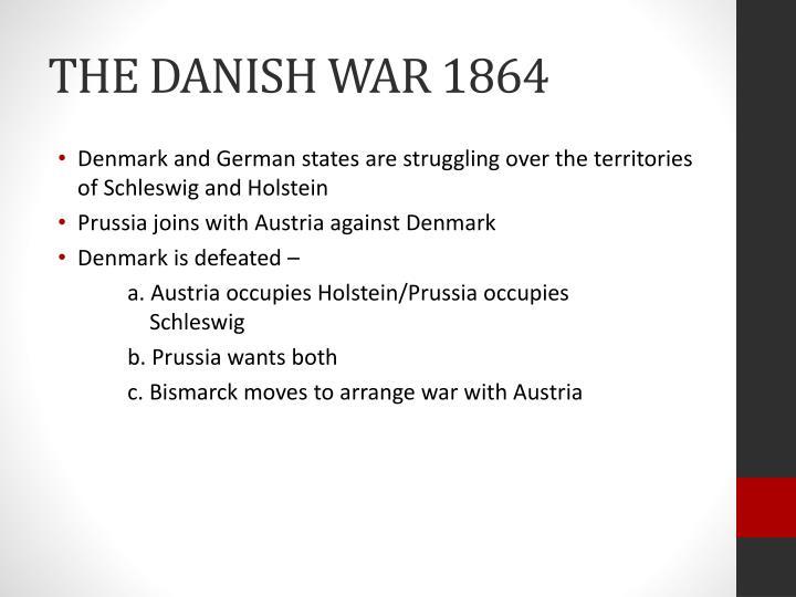 THE DANISH WAR 1864