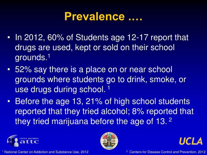 Prevalence .…