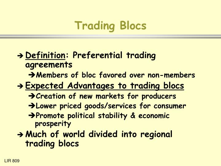 Ppt Trade Trade Agreements Immigration Powerpoint Presentation