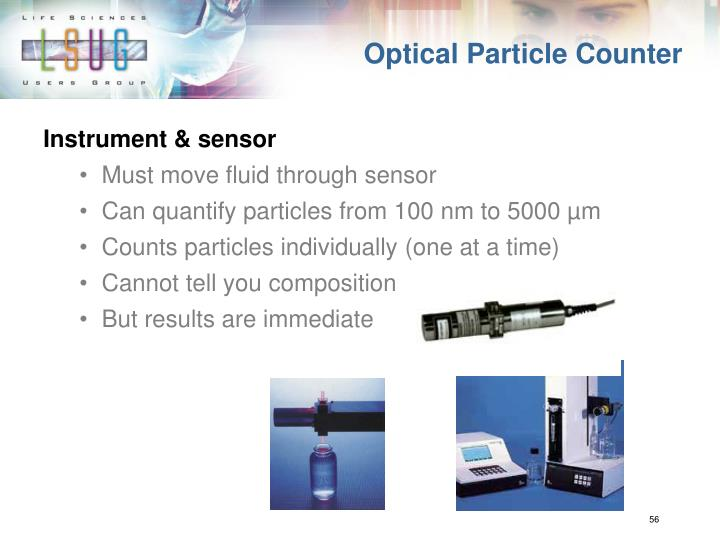 Optical Particle Counter