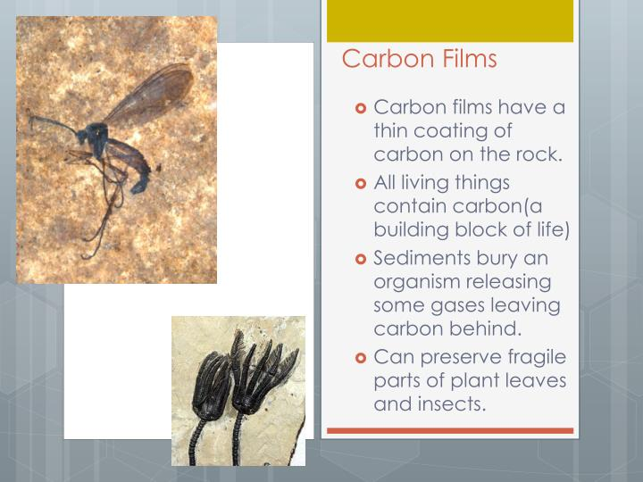 Carbon films