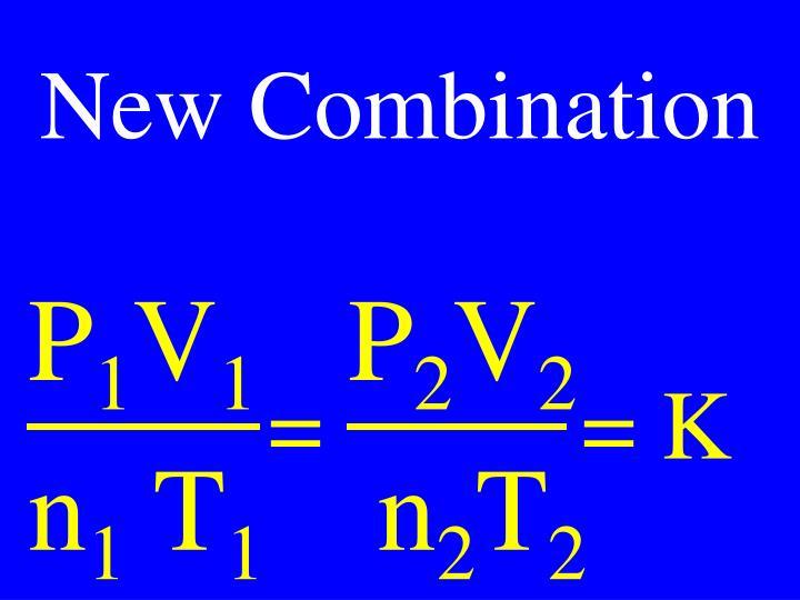 New Combination