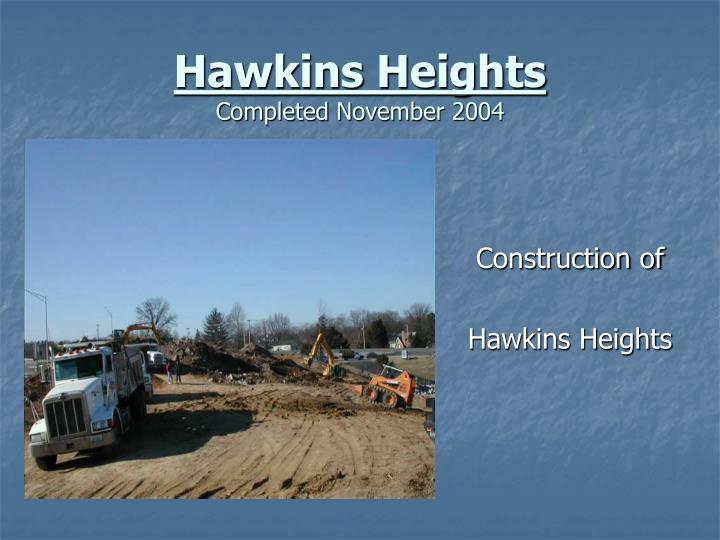 Hawkins Heights
