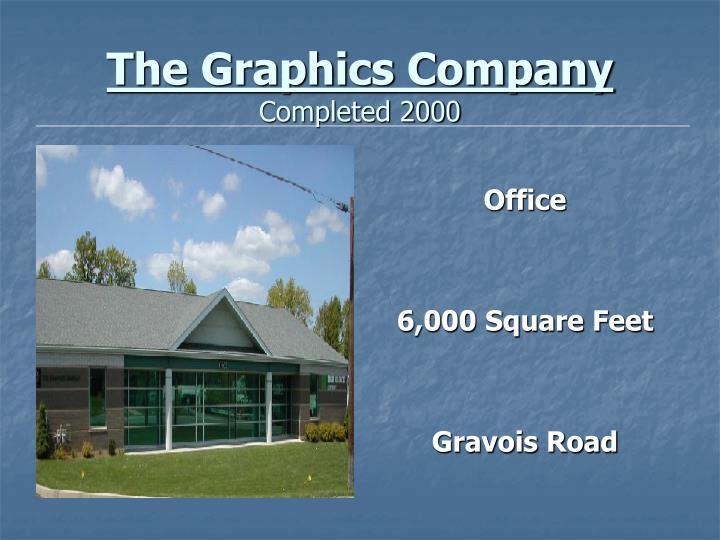 The Graphics Company