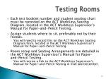 testing rooms1
