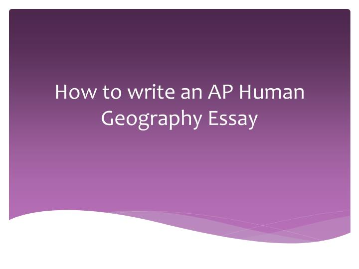 how to write a geographical essay Free essay on geography of ancient egypt available totally free at echeatcom, the largest free essay community.
