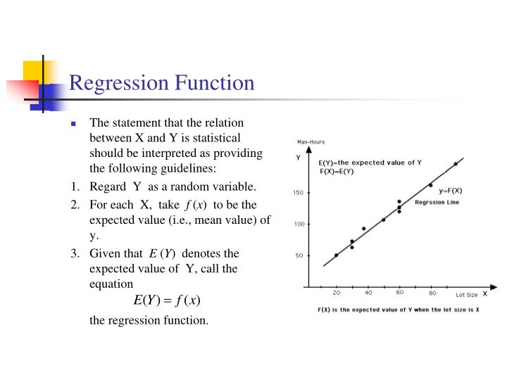 Regression Function