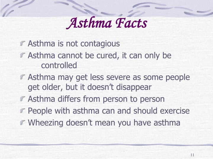 Asthma Facts