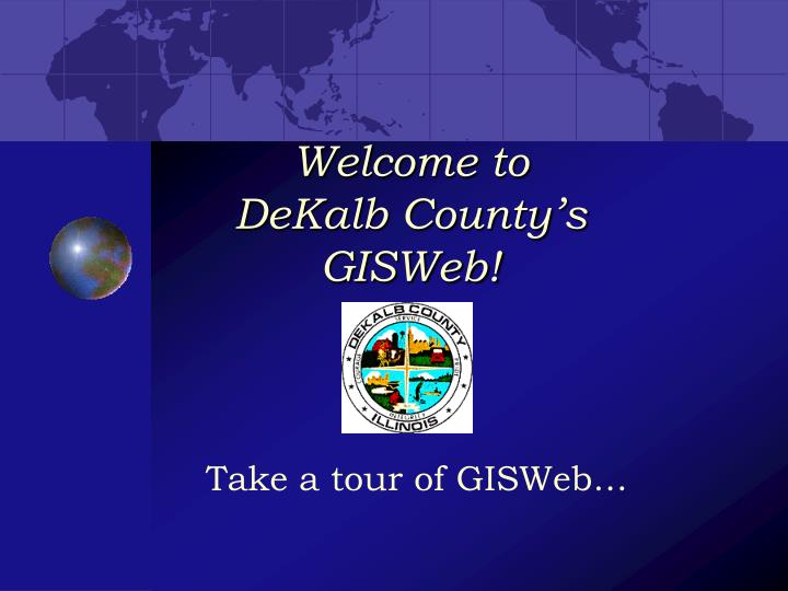 Welcome to dekalb county s gisweb
