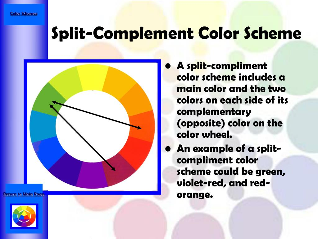 Ppt The Color Wheel Powerpoint Presentation Free Download Id 6795388